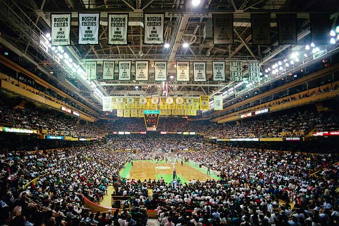 Arenas Boston Celtics
