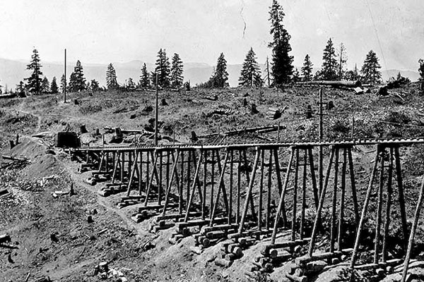 Environmental History Of The Pacific Northwest