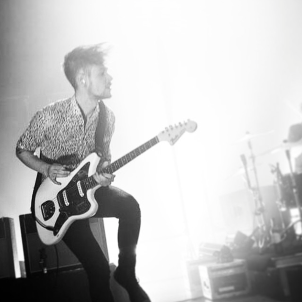 Adam Hann The 1975 Age About The 1975